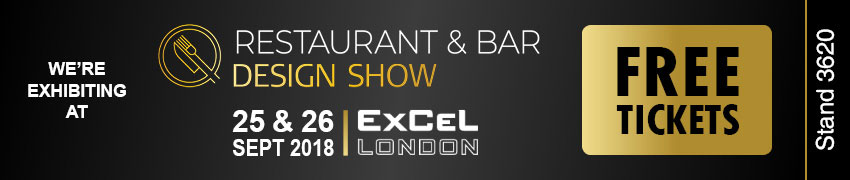 Restaurant & Bar Design Show 2018