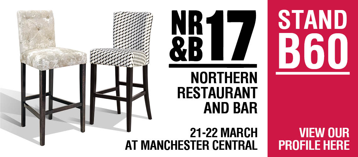 Visit Feblands at the Northern Restaurant & Bar Show 2017 - Stand B60